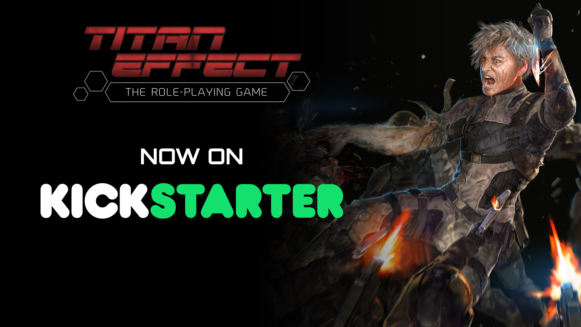 Titan Effect is now live on Kickstarter!