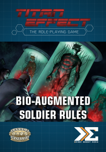 Bio-Augmented Soldier Rules cover