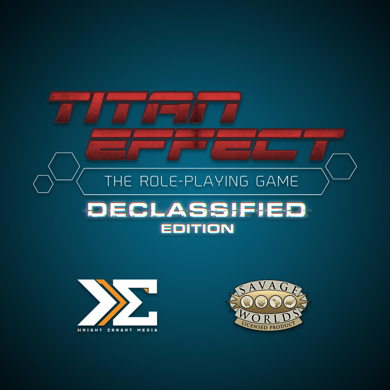 """Titan Effect RPG: Declassified"" teaser"